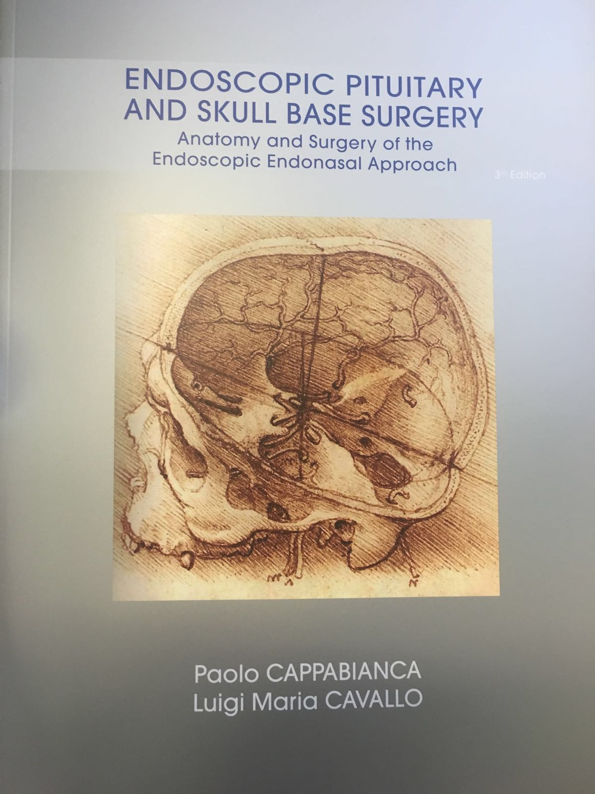 Endoscopic Pituitary And Skull Base Surgery Anatomy And Surgery Of
